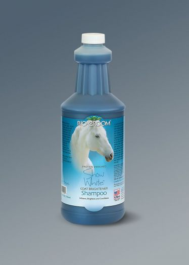 ​Bio-Groom Show White. Шампунь для светлой шерсти