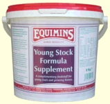 Young Stock Formula Supplement - Янг Сток Формула (добавка для молодняка), 2кг