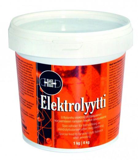 Black Horse. Электролиты и витамины.  1 и 4 кг