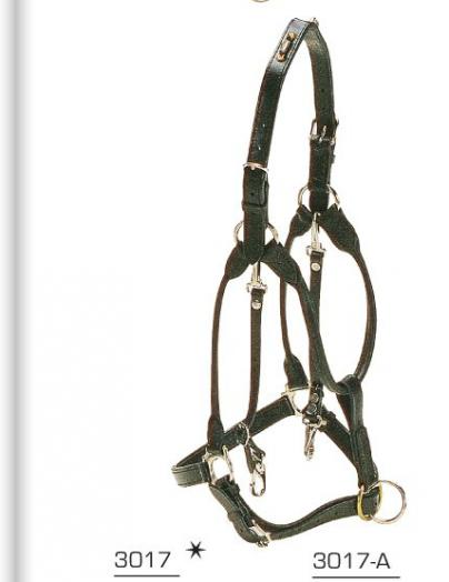 Запасные нащечные ремни для пробежной уздечки-недоуздка 3017