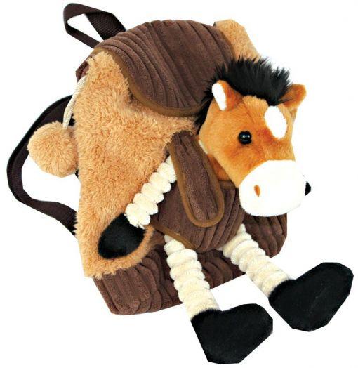 Детский рюкзачок с лошадкой
