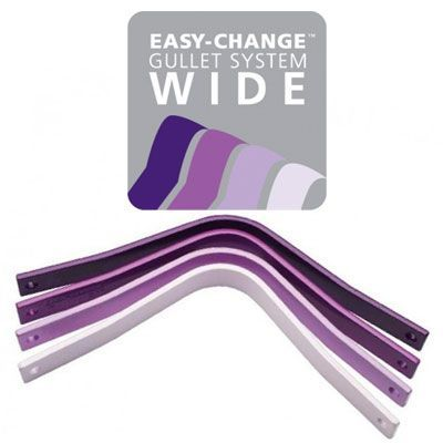 WIDE Сменный ленчик WINTEC - BATES широкий,  EASY CHANGE GULLET SYSTEM