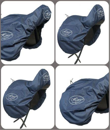 """Чехол для седла """"Horse Comfort"""" Нейлон с подкладкой из флиса"""