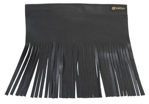 Налобная лента-блиндер из кожи