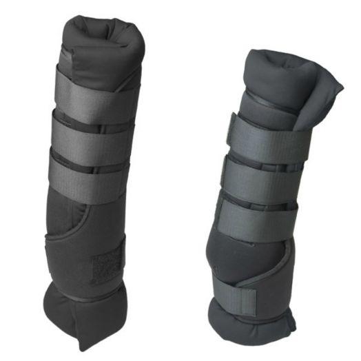 Ватники-ногавки с липучками. Пара. Передние и задние