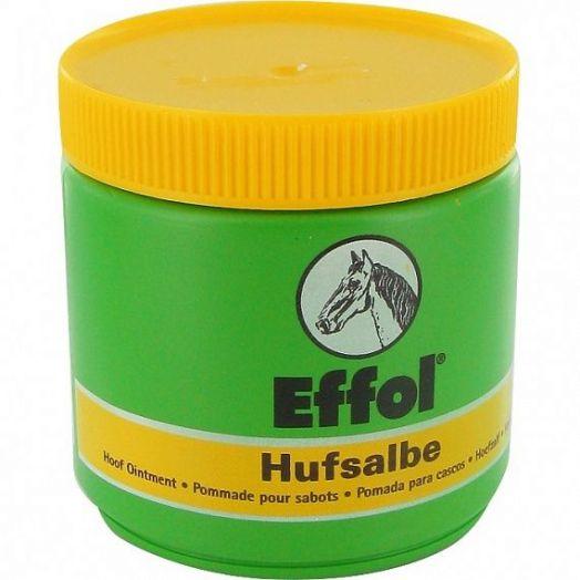 Мазь для копыт желтая/Effol Hoof Ointment yellow