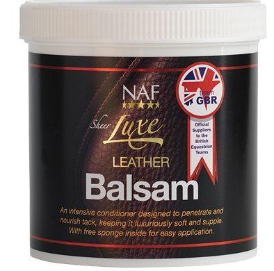 Бальзам для кожаных изделий Sheer Luxe Leather Balsam, 400 гр, NAF