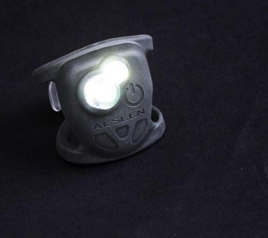 Габаритный фонарик для всадника Akslen 2 LED