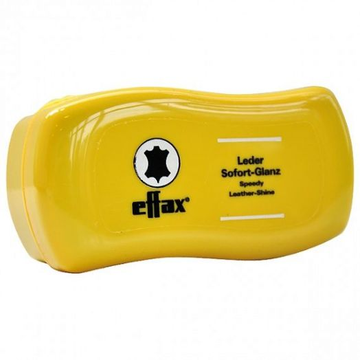 Губка для ухода за кожей/Effax Speedy Leather Shine